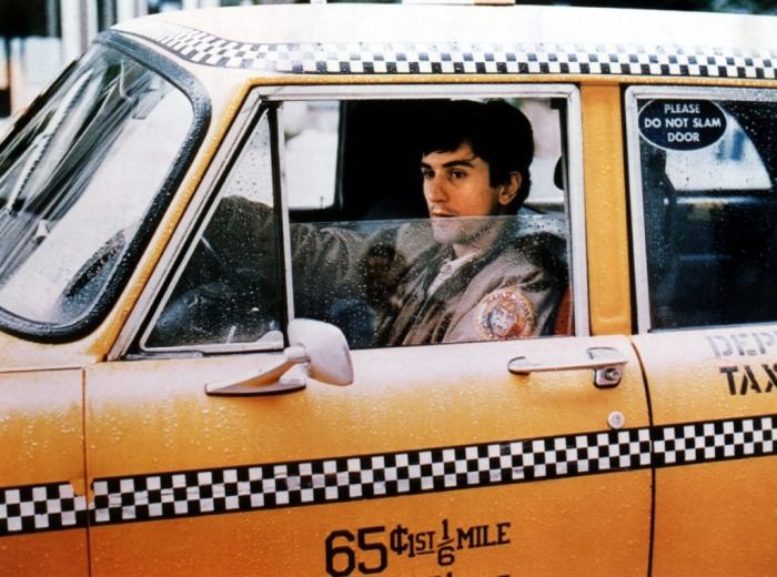 Taxi Driver scene –Deconstructed